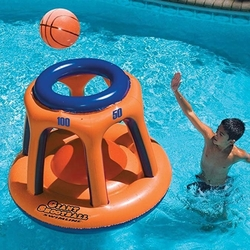 best pool basketball hoop
